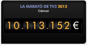 La Marato 2012